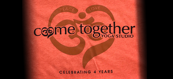 Come to Gather Yoga Studio