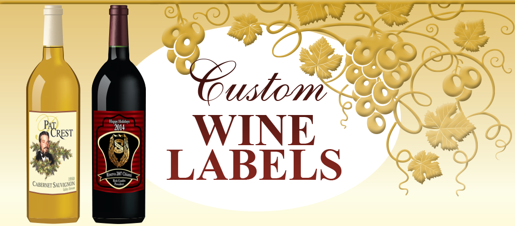 Wine Labels Printing Services in New York