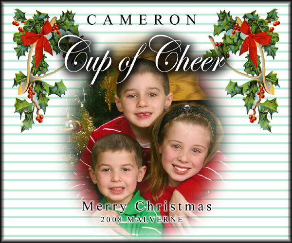 Cup of Cheer Graphic Design and Printing images long island New York