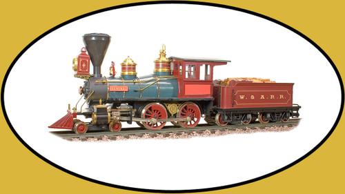 Hartland Locomotive Works The General 4-4-0