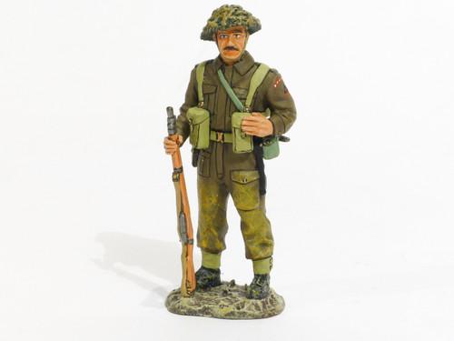 World War II D. Day '44 British Standing Guard Collectible Soldier DD173