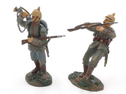 WBritain 17871 German 84th Infanterie Regiment