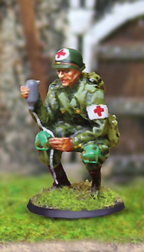 Collectors Battlefield CBA032 101st Airborne Medic