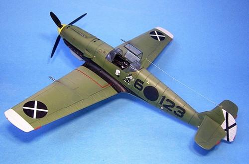 John Jenkins Designs CONDO-05 Messerchmitt BF-109E Spanish Civil War