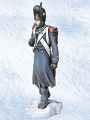 Andrea Black Hawk BH1009 Walking Grenadier of the Guard