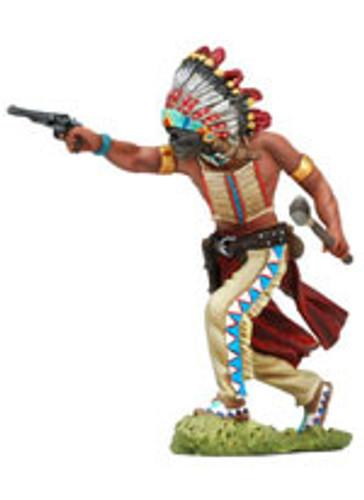 Andrea Black Hawk BH0106 Advancing Sioux Shooting Revolver