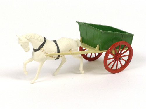 Farm Cart with Horse