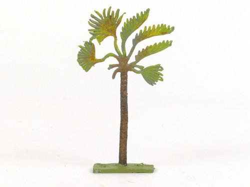 Hornung Art 21M Miniature Metal Cast Small Palm Hand Painted