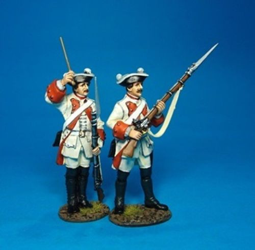 John Jenkins Designs ROT-03 Seven Years War Battle Of Leuthen 2 Figures Loading