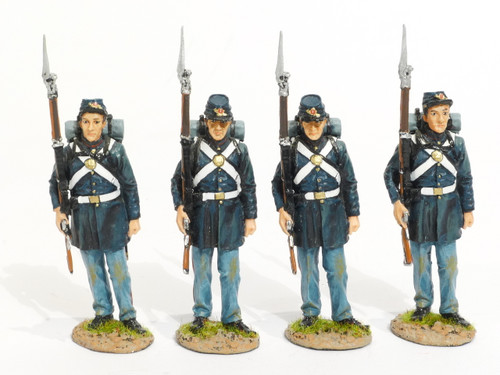 John Jenkins Designs Toy Soldiers American Civil War U S Marines 1861-1865 Figures Standing ACWM-01N