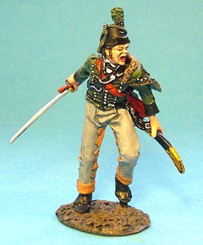 John Jenkins Designs JJCLUB2010 Capt. John Jenkins of the Glengarry Light Infantry 1/30 Collectible