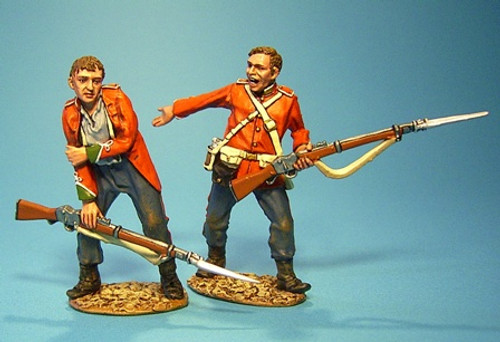 John Jenkins Designs JJCLUB2012B Pvt. David Jenkins and Pvt. James Jenkins 1/30 Collectible