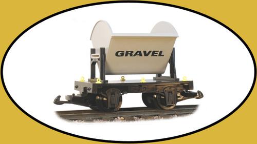 Hartland Locomotive Works 15311 Gravel Ore Car G Gauge