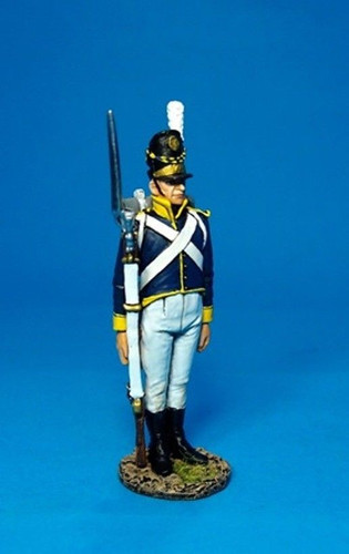 John Jenkins Designs PORT-08W Peninsular War Portuguese Standing Line Infantry