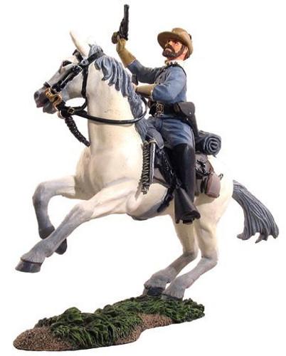 W Britain 31015 American Civil War Confederate Colonel John Singleton Mosby