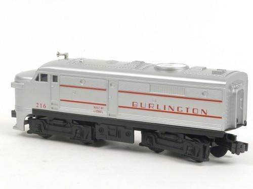 Lionel 6-52533 Alco Add-On Set Diesel Locomotive Baggage Diner Reefer O Gauge