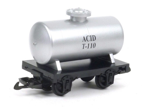 Hartland Locomotive Works Tank Car T110 G Scale Model Trains Freight Cars