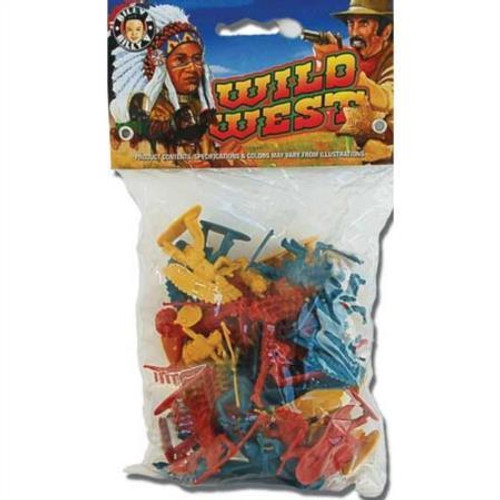Billy V 42002 Wild West bag of Cowboys Plastic Soldiers