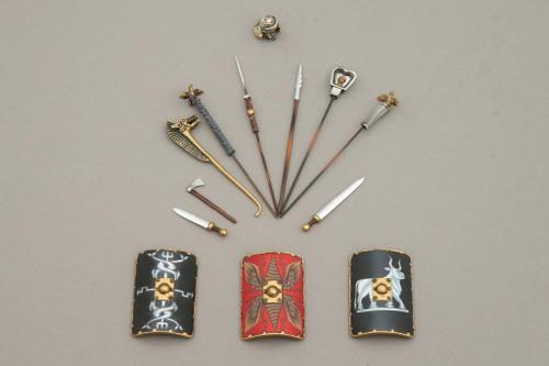 Thomas Gunn Miniatures Roman Empire ACCPAK14 Roman Accessory Pack
