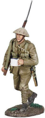 W Britain 23015 1916 British Infantry With a Cup of Tea