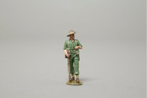 Thomas Gunn Miniatures RSO45 Australian Soldier World War II
