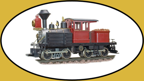 Hartland Locomotive Works Steam Logging Engine 09602