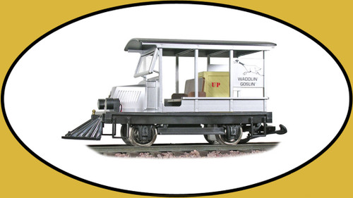 Hartland Locomotive Works Waddlin' Goslin Rail Car 09211
