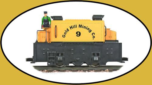 Hartland Locomotive Works 09730 Mining Engine G Gauge