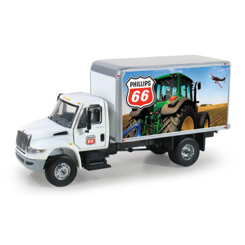 First Gear Phillips 66 International Delivery Truck 50-3275 1/50 Scale Diecast