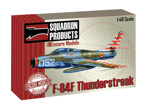 Encore Models 1/48 F-84F Thunderstreak - EC48006