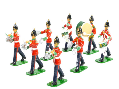 Elfin Models of Wales Toy Soldier Marching Band Regiment of Wales