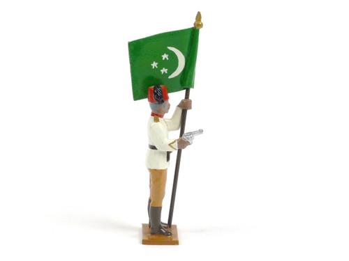 Trophy Miniatures Egyptian Flag Bearer with Pistol