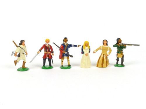 Garibaldi & Co Toy Soldiers LE1 Last of the Mohicans Limited Edition