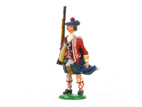 Garibaldi & Co Toy Soldiers HR1 Black Watch Private Centre Company Line Infantry
