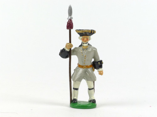 Garibaldi & Co Toy Soldiers F3 La Sarre on Guard French Infantry