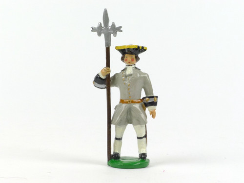 Garibaldi & Co Toy Soldiers E3da Piemont NCO French Infantry