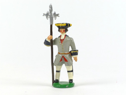 Garibaldi & Co Toy Soldiers F3g La Reine NCO French Infantry On Guard