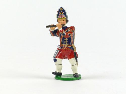 Garibaldi & Co Toy Soldiers B7b Fifer 45th Louisbourg Grenediers