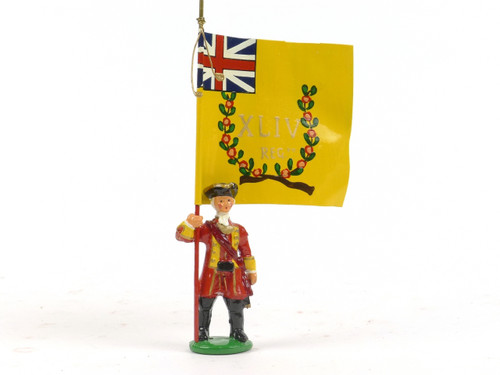 Garibaldi & Co Toy Soldiers B15 44th Halkett Regimental Standard