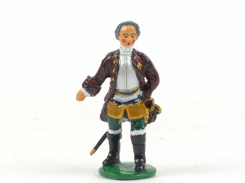 Garibaldi & Co Toy Soldiers F9A Marquis de Montcalm French & Indian War