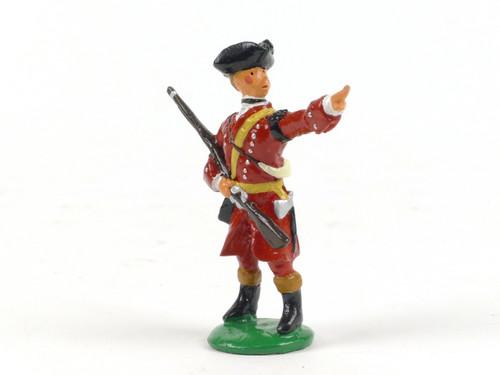 Garibaldi & Co Toy Soldiers B16b Major General Wolf