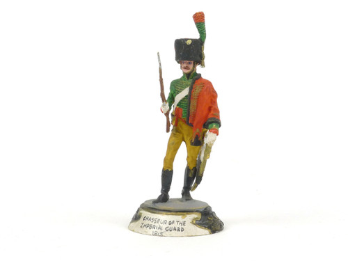 Charles C. Stadden Studios Napoleonic Chasseur of the Imperial Guard 1815