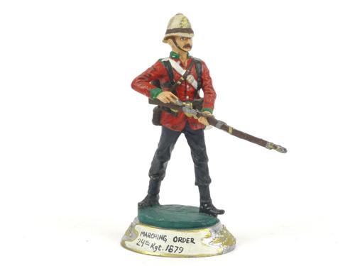 Charles C. Stadden Studios 24th Regiment Marching Order 1879