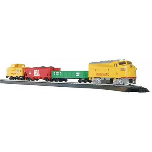 Bachmann Trains 00621 Union Pacific Challenger HO Scale Model Train Set
