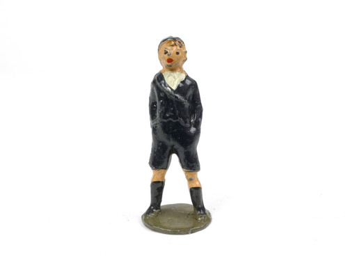 Johillco Toy Soldiers Railway Staff  Old Lady Passenger #135E