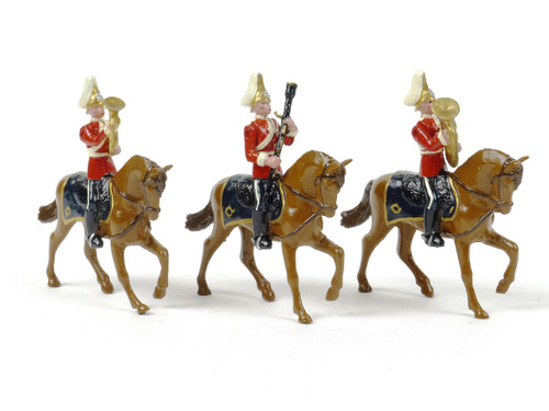Blenheim Military Models C10 Queens Bays Band Set 3 1900