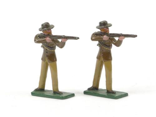 Blenheim Military Models B25 Boer War Series 2 Firing Boer Commandos 1900