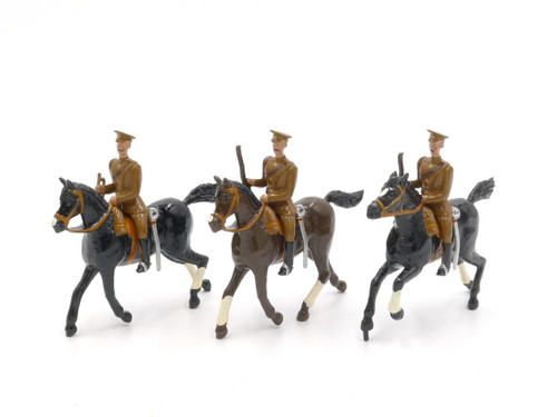 Dorset Toy Soldiers Set 907B Thoroughbred WWI Hussars