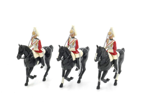 Dorset Toy Soldiers Set 930B The Thoroughbred Collection Lifeguards