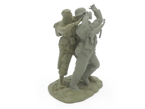 "Conte Collectibles ""Goodnight Fritz"" U.S. Airborne vs German Sentry"